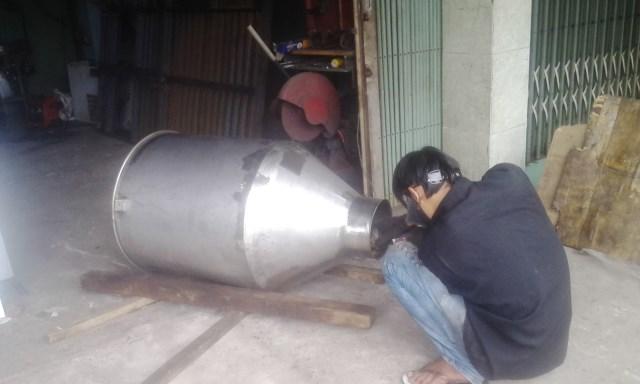 Gia công sản phẩm cơ khí